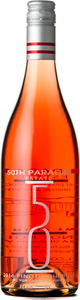 50th Parallel Pinot Noir Rosé 2017, Okanagan Valley Bottle