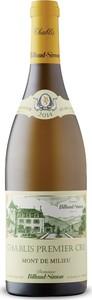 Domaine Billaud Simon Mont De Milieu 1er Cru Chablis 2015, Ac Bottle