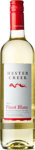 Hester Creek Pinot Blanc 2017, BC VQA Okanagan Valley Bottle