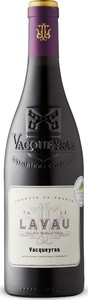 Lavau Vacqueyras 2014, Ac Bottle