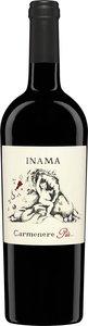Inama Carmenère Piu 2015 Bottle