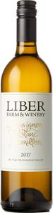 Liber Farm Sauvignon Blanc Semillon 2017, Okanagan Valley Bottle
