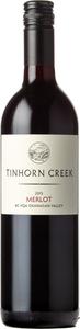 Tinhorn Creek Merlot 2015, Okanagan Valley Bottle