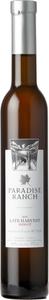 Paradise Ranch Merlot Late Harvest 2015, Okanagan Valley (200ml) Bottle