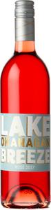 Lake Breeze Rosé 2017, Okanagan Valley Bottle