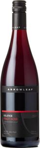 Arrowleaf Solstice Pinot Noir 2015, Okanagan Valley Bottle