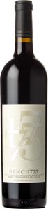 Bench 1775 Cabernet Franc Cl214 2014, BC VQA Okanagan Valley Bottle