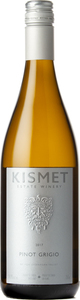 Kismet Pinot Grigio 2017, Okanagan Valley Bottle