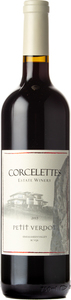 Corcelettes Petit Verdot 2015, Similkameen Valley Bottle
