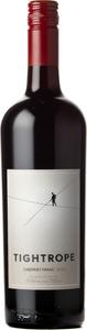 Tightrope Winery Cabernet Franc 2016, Okanagan Valley Bottle