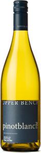 Upper Bench Pinot Blanc 2017, BC VQA Okanagan Valley Bottle