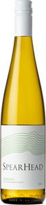 Spearhead Winery Riesling 2017, Okanagan Valley Bottle