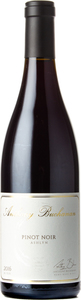 Anthony Buchanan Pinot Noir Ashlyn 2016, Okanagan Valley Bottle