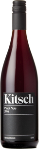 Kitsch Wines Pinot Noir 2016, Okanagan Valley Bottle
