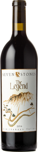 Seven Stones The Legend Estate 2014, Similkameen Valley Bottle