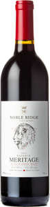 Noble Ridge Vineyard & Winery Meritage Reserve 2015, Okanagan Falls Bottle