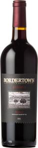 Bordertown Merlot Reserve 2015, Okanagan Valley Bottle