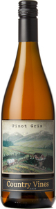 Country Vines Pinot Gris 2016, Fraser Valley Bottle