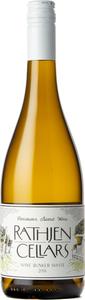 Rathjen Cellars Wine Bunker White 2016, Vancouver Island Bottle