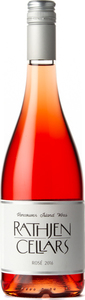 Rathjen Cellars Rosé 2016, Vancouver Island Bottle