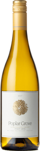 Poplar Grove Munson Mountain Vineyard Pinot Gris 2017, Okanagan Valley Bottle