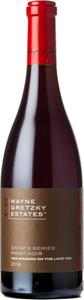 Wayne Gretzky No. 99 Estate Series Pinot Noir 2016, VQA Niagara On The Lake Bottle