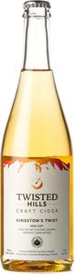 Twisted Hills Kingston's Twist Organic Cider 2017, Similkameen Valley Bottle