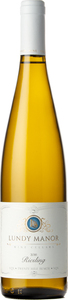 Lundy Manor Riesling 2016, VQA Niagara Peninsula Bottle