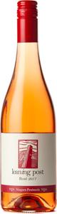 Leaning Post Rosé 2017, Niagara Peninsula Bottle