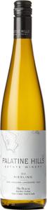 Palatine Hills Riesling 2016, Niagara Peninsula Bottle