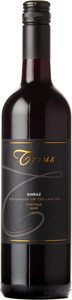 Trius Shiraz 2016, Niagara On The Lake Bottle