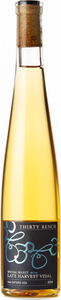 Thirty Bench Special Select Late Harvest Vidal 2016 (375ml) Bottle