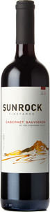 Jackson Triggs Okanagan Cabernet Sauvignon Sunrock Vineyard 2015, Okanagan Valley Bottle