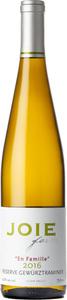 Joiefarm En Famille Reserve Gewurztraminer 2016, Okanagan Valley Bottle