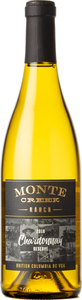 Monte Creek Ranch Chardonnay Reserve 2016 Bottle