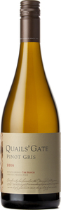 Quails' Gate The Bench Pinot Gris 2016, Okanagan Valley Bottle