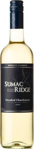 Sumac Ridge Vineyard Collection Unoaked Chardonnay 2017, Okanagan Valley Bottle