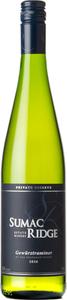 Sumac Ridge Private Reserve Gewurztraminer 2016, Okanagan Valley Bottle