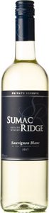 Sumac Ridge Private Reserve Sauvignon Blanc 2017, Okanagan Valley Bottle