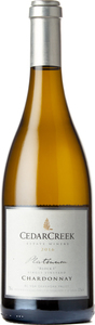 CedarCreek Platinum Chardonnay Block 5 2016, Okanagan Valley Bottle