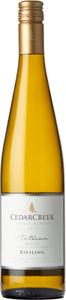 CedarCreek Platinum Riesling Block 3 2017, Okanagan Valley Bottle