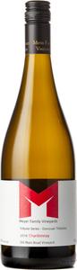 Meyer Tribute Series Chardonnay Old Main Road Vineyard 2016, VQA Okanagan Valley Bottle