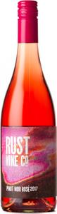 Rust Wine Co. Rosé 2017, Okanagan Valley Bottle