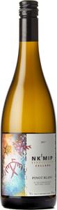 Nk'mip Cellars Winemakers Pinot Blanc 2017, Okanagan Valley Bottle