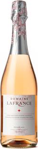 Domaine Lafrance Cidre Mousseux Rose 2016 Bottle
