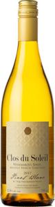 Clos Du Soleil Grower's Series Middle Bench Vineyard Pinot Blanc 2017, Similkameen Valley Bottle