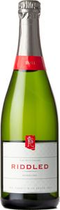 Flat Rock Cellars Riddled Sparkling 2011, VQA Twenty Mile Bench Bottle