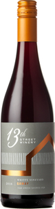 13th Street Gamay Whitty Vineyard 2016, Creek Shores Bottle