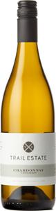 Trail Estate Chardonnay Unfiltered Foxcroft Vineyard 2015, VQA Niagara Peninsula Bottle