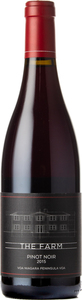 The Farm Black Label Pinot Noir 2015, Niagara Peninsula Bottle